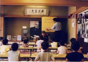 小・中学生将棋教室