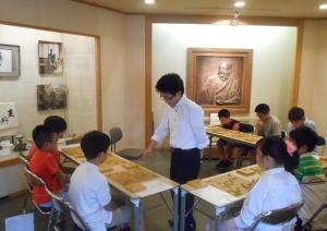 現役プロ棋士による将棋特別講座「菅井教室」(小学生~中学生)