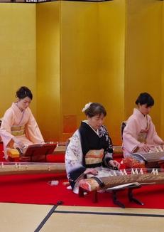第32回倉敷音楽祭 お琴とお茶の会
