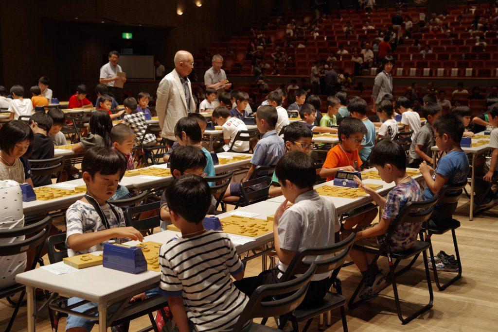 大山名人杯争奪 第17回全国小学生倉敷王将戦