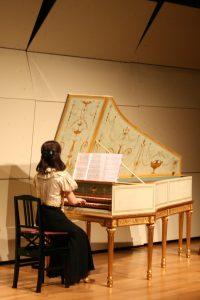 令和元年度 倉敷音楽アカデミー 第1回チェンバロ自由練習
