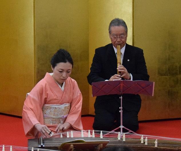 [第33回倉敷音楽祭]お琴とお茶の会