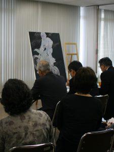 「第74回春の院展・倉敷展」特別企画 日本美術同人による公開講評会
